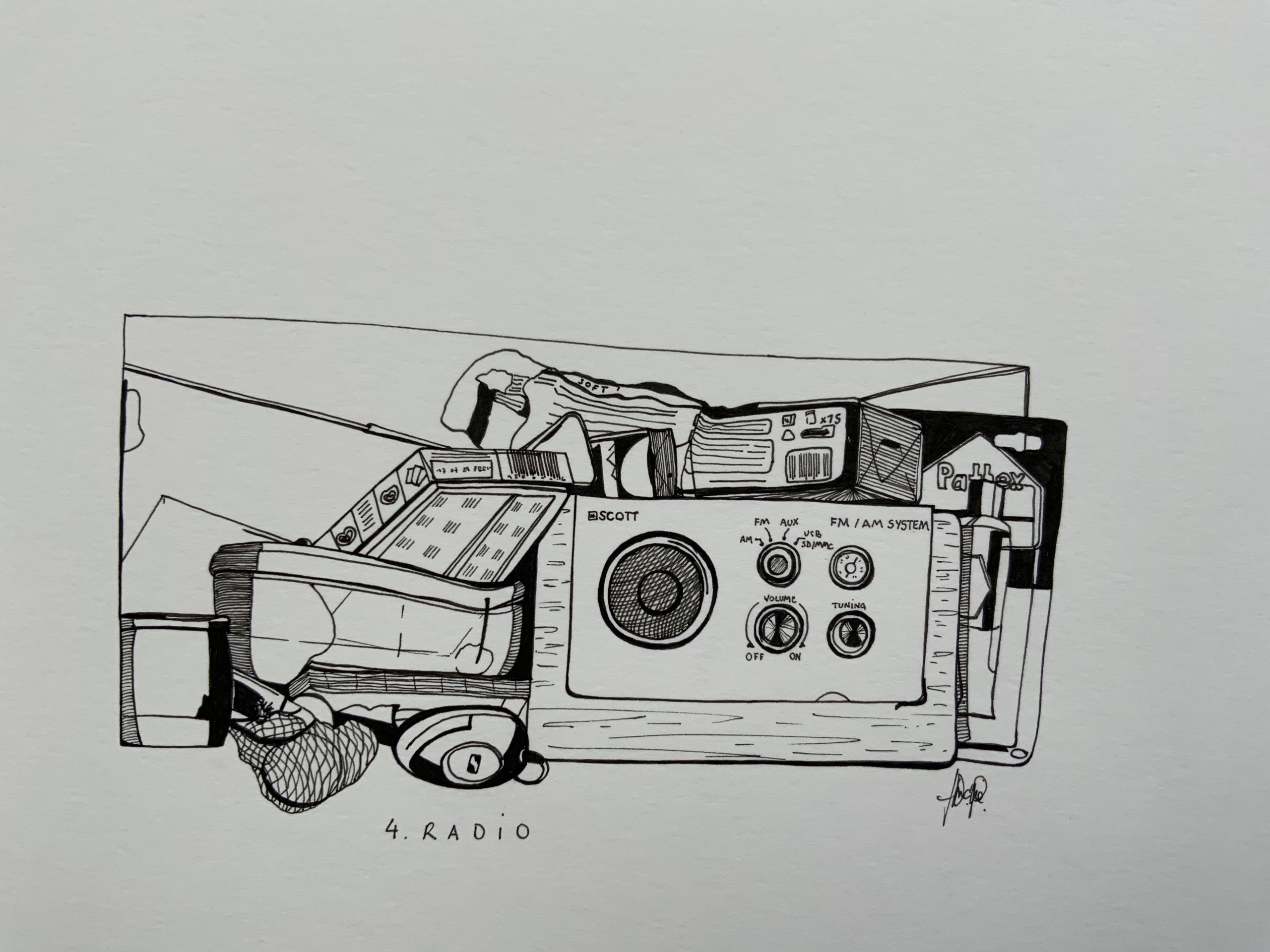 #4 Radio